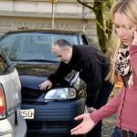 KFZ-Versicherung und die Masche mit den provozierten Autounfällen