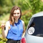 AXA heißt Führerscheinneulinge willkommen!